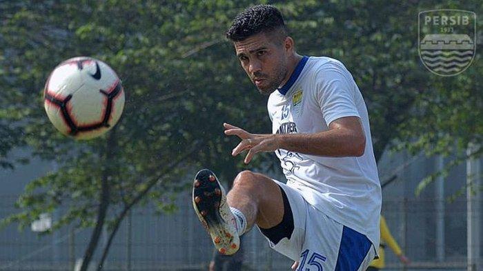 Sinyal Fabiano Beltrame Bakal Terima Gaji Tanpa Minute Play Lagi di Persib Bandung