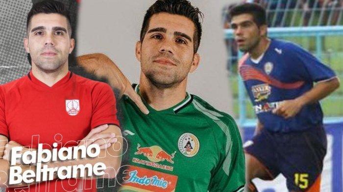 Mantan Bek Arema FC Fabiano Beltrame Terlibat Kontroversi Transfer Lagi, Ini Alasannya Gabung Persis
