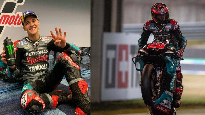 Posisi Start MotoGP Malaysia 2019, Fabio Quartararo Pole Position, Marc Marquez Start Terburuk