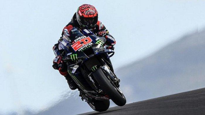 Klasemen Pembalap MotoGP 2021 TERBARU Milik Quartararo, Marc Marquez Langsung Lewati Valentino Rossi