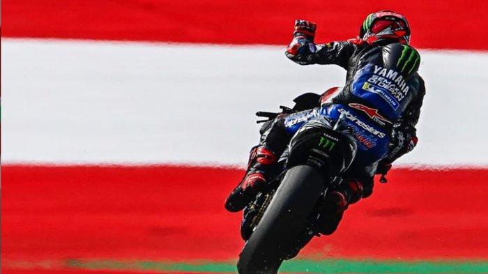 UPDATE Klasemen Pembalap MotoGP Setelah Balapan Gila Austria 2021, Bagnaia Tempel Fabio Quartararo
