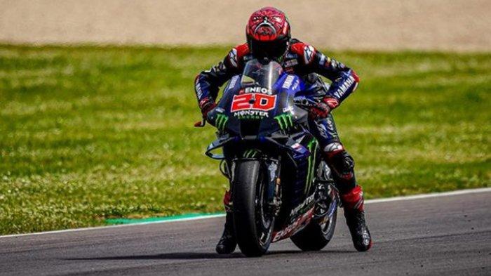 UPDATE Klasemen Pembalap MotoGP dan Urutan Finish MotoGP Italia 2021, Valentino Rossi 10 Besar