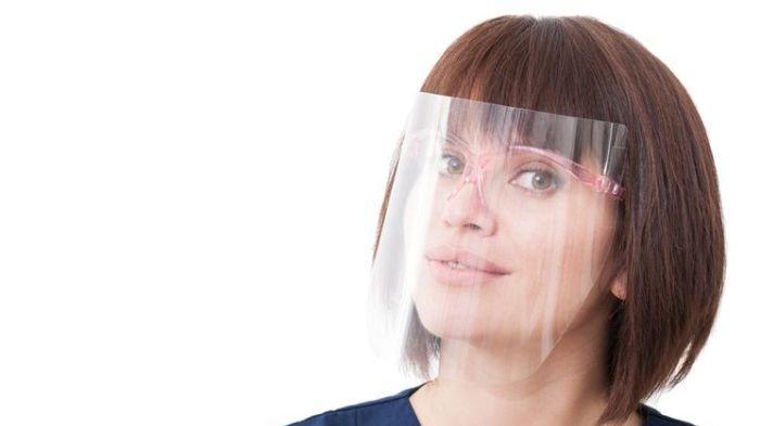 Seberapa Ampuh Face Shield Mencegah Penularan Virus Corona? Apa Bedanya dengan Masker? Ini Ulasannya