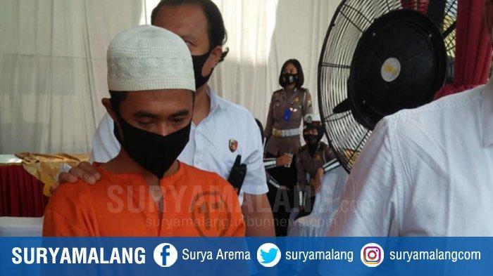 Pakai Profil Foto Palsu di Facebook Lalu Perdayai Cewek Blitar, Wawan Kembali Masuk Penjara