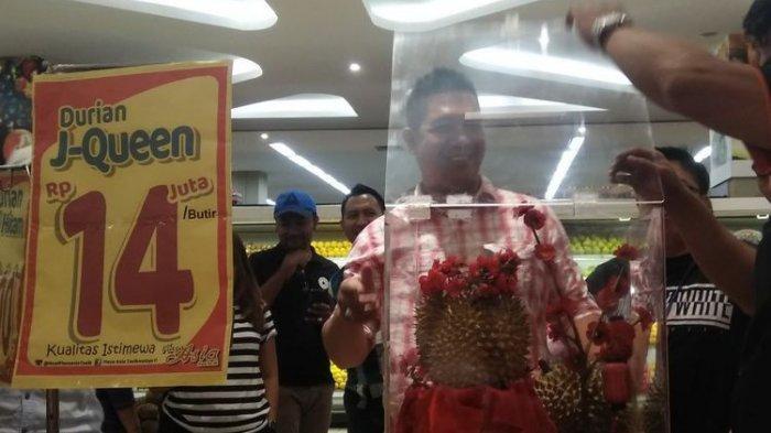 7 Fakta Durian J-Queen yang Berharga Rp 14 juta, Temuan Alumni Yogyakarta yang Dikagumi Dunia