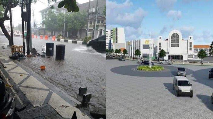 Fakta-fakta Kayutangan Heritage Banjir: Warga Malang Ramai Posting di Medsos hingga Reaksi Wali Kota