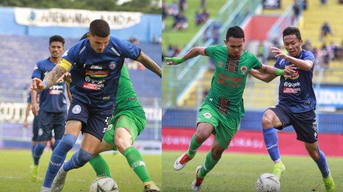 Komentar Seusai Laga Arema FC Vs Kalteng Putra – Milo : Ada Sepakan Bebas yang Membunuh Kami