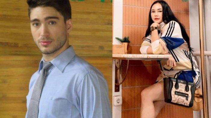 Pekerjaan Eryck Amaral Penyebab Aura Kasih Gugat Cerai Suami, Terungkap Fakta Profesi Si Bule Brasil