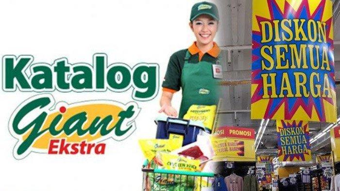 Fakta-fakta Penutupan Minimarket Giant & Diskon Besar-besaran, Terungkap Penyebabnya Bukan Bangkrut