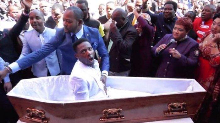 Fakta Lain Pendeta yang Mengaku Bisa Menghidupkan Orang Mati, Pria di Peti Ternyata Sewaan