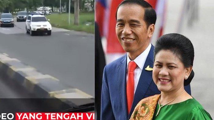Fakta Sebenarnya Rombongan Presiden Jokowi Viral Disebut Mudik Lebaran 2021, Pihak Istana Buka Suara