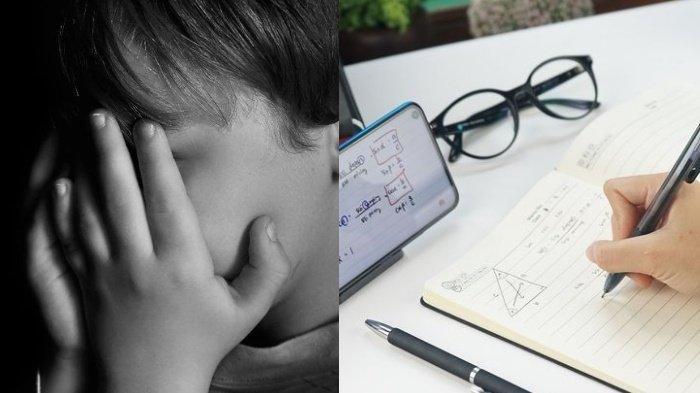 Kesulitan Saat Belajar Online, Bocah Kelas 1 SD Ini Tewas Dipukul Ortu Pakai Sapu, Ini Faktanya