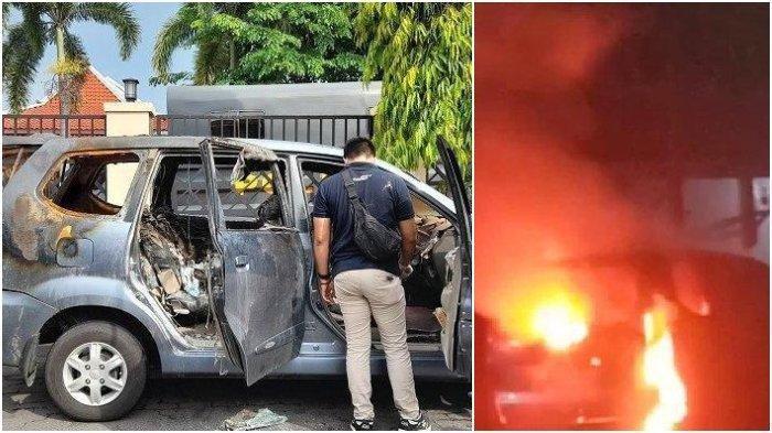Kerabat Jokowi Tewas Terbakar di Dalam Mobil, Tangan Terikat dengan Posisi Terlentang, Ini Faktanya