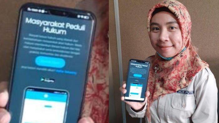 Beri Literasi Hukum, Dosen FH UMM Bikin Aplikasi Maduhukum