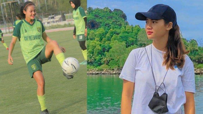 Sosok Fara Dindiya Wardani, Permain Persebaya di Arema FC Annyversary Cup Women Solidarity