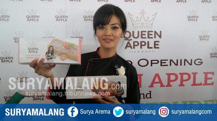 Bahan Baku Queen Apple Milik Farah Quinn Ternyata dari Kota Batu