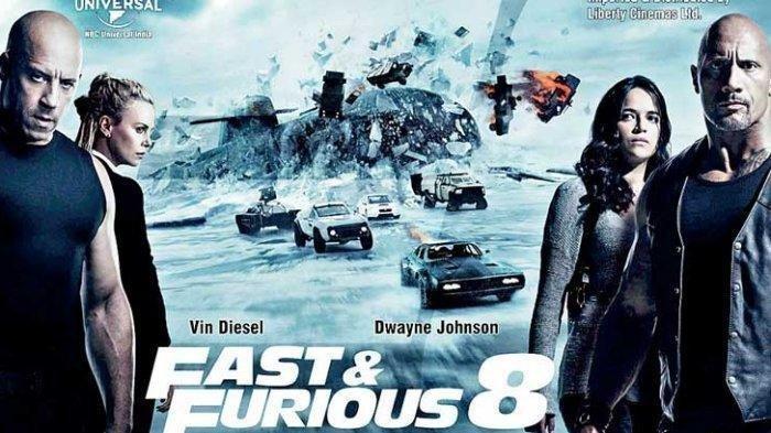 Jadwal Film dan Drakor Jumat 8 Oktober 2021 Trans TV Net TV GTV: Mr Right dan Fate Of The Furious