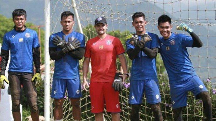 Update Berita Arema FC di Tengah Wabah Virus Corona, Kondisi 4 Kiper Hingga Evaluasi 3 Laga Terakhir