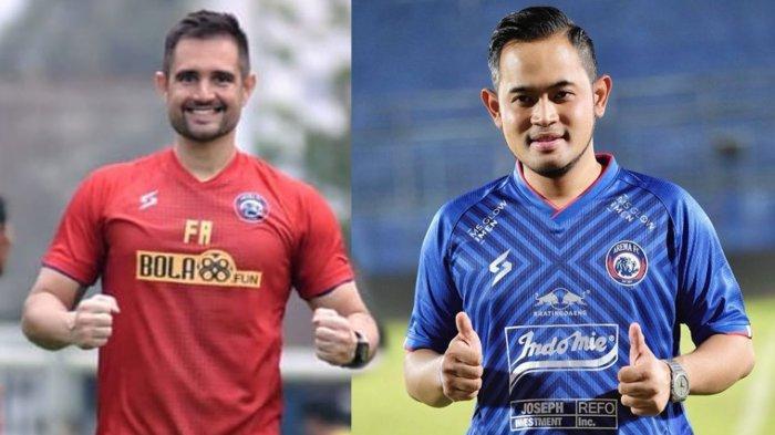 Pelatih Kiper Arema FC Apresiasi Bos Juragan 99, Soal Perhatian dan Kejutan Presiden Klub Bagi Tim