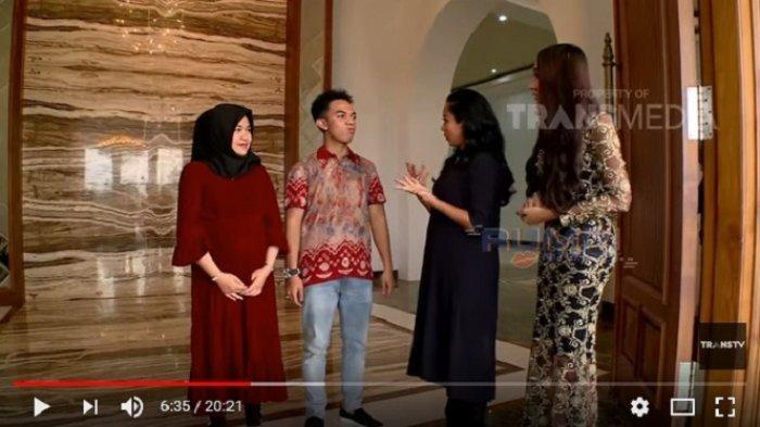 Lucinta Luna Kunjungi Rumah Anak Raja Tambang Kalimantan, Lalu Sampaikan 4 Hal Tak Terduga ini
