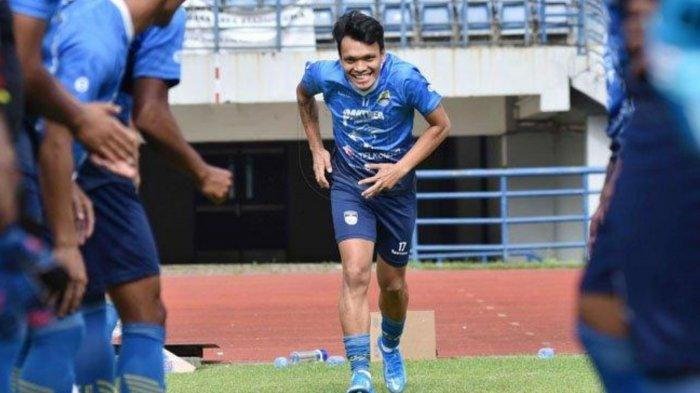 Ferdinand Sinaga Sudah Bergabung Latihan Bersama Persib Bandung, Robert Alberts Ungkap Kondisinya