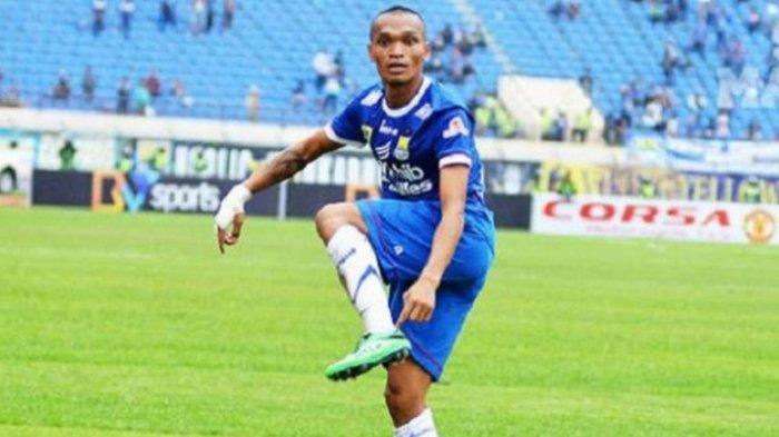 Biodata Ferdinand Sinaga, Eks PSMS Medan yang Resmi Gabung Lagi di Persib Bandung, Intip Prestasinya