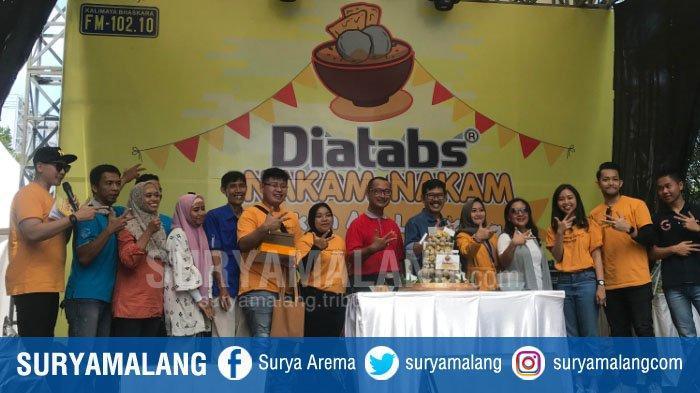 Festival Makanan Radio Kalimaya Bhaskara Dipuji Mbois Ilakes oleh Disbudpar Kota Malang.