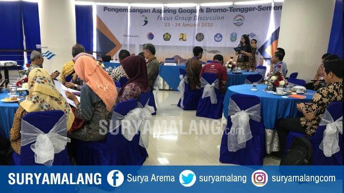 Bappenas dan Universitas Ma Chung MalangGelar FGD Bertema Aspiring Geopark Bromo Tengger Semeru
