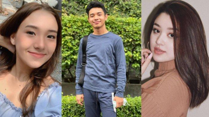 Fiki Naki, Dayana dan Dani cewek Thailand