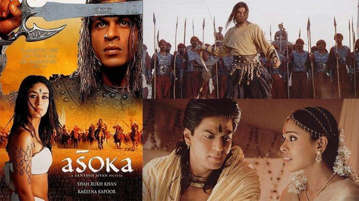 Sinopsis Asoka Film India ANTV Hari Ini 11 April 2020 Jam 10.00 Malam Dibintangi Shah Rukh Khan
