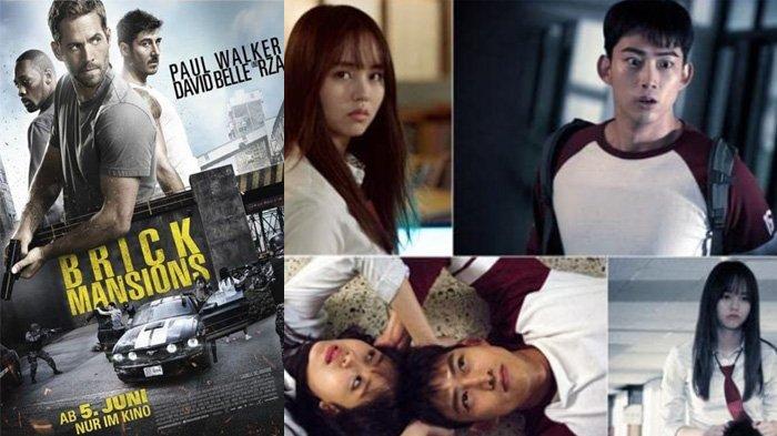Jadwal Film dan Drakor Minggu 4 Juli 2021 di Trans TV Net TV GTV: Brick Mansions & Let's Fight Ghost