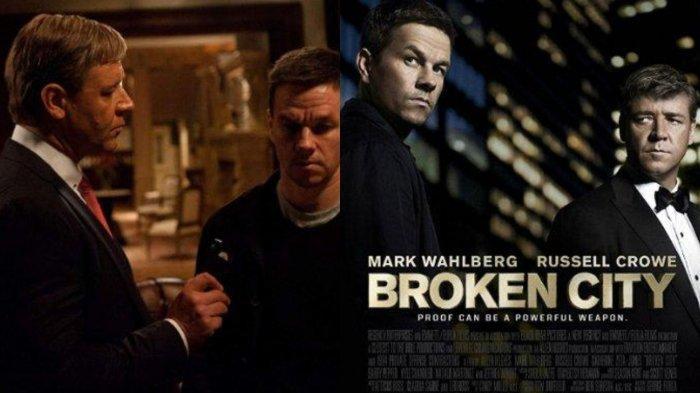Jadwal Film dan Drakor Selasa 12 Oktober 2021 di TRANS RCTI SCTV GTV INDOSIAR NET: Ada Broken City