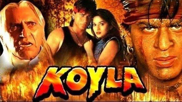 Sinopsis Koyla, Mega Bollywood ANTV Hari Ini, 9 Mei 2020 Jam 10.45, Film Action Shah Rukh Khan