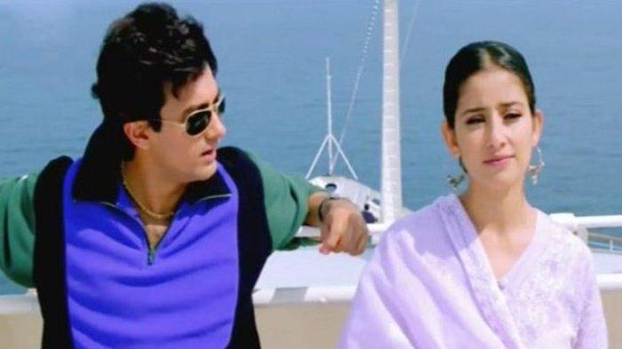 Sinopsis Film Mann, Mega Bollywood India ANTV Hari Ini 3 Juni 2020: Kisah Playboy Aamir Khan
