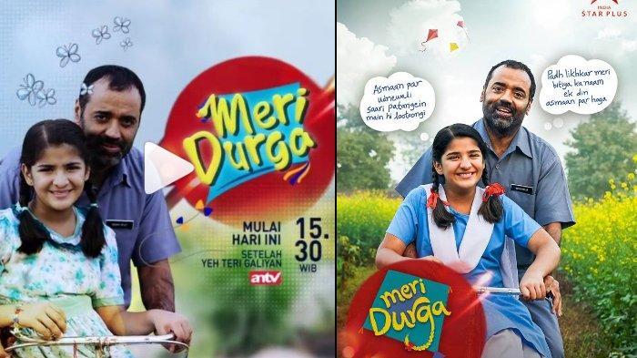 Meri Durga Sinopsis Episode 26, Film India ANTV Hari Ini Jam 14.00: Penyamarannya Nyaris Terbongkar
