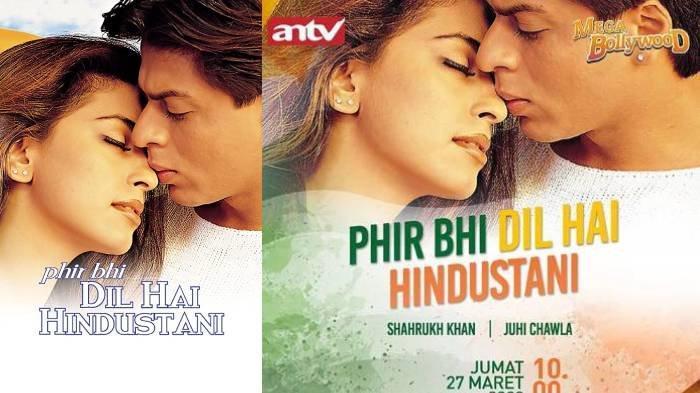 Sinopsis Phir Bhi Dil Hai Hindustani Sinema Bollywood India ANTV Hari Ini Jumat 27 Maret 2020 Pagi