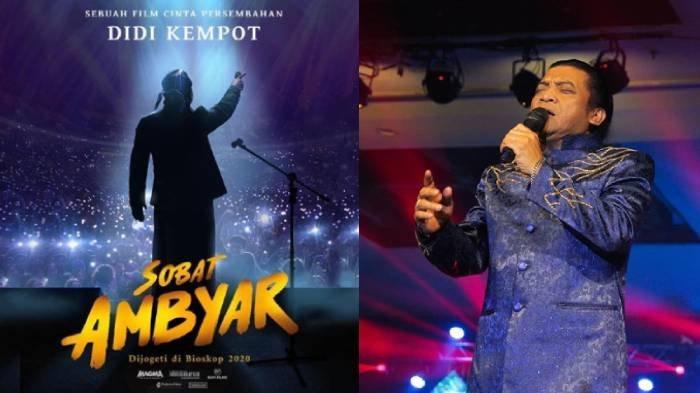 Cooming Soon Film Sobat Ambyar Didi Kempot yang Baru Rampung, Intip Bocoran Sinopsis & Jadwal Tayang