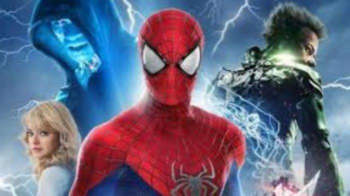 Jadwal Film dan Drakor Rabu 22 September 2021 di TRANS RCTI SCTV GTV: Ada The Amazing Spider-Man