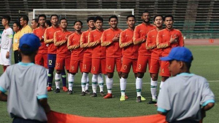 Jelang Kualifikasi Piala Asia U-23, Media Vietnam Menuduh Timnas Indonesia Pakai Jasa Pemain Asing