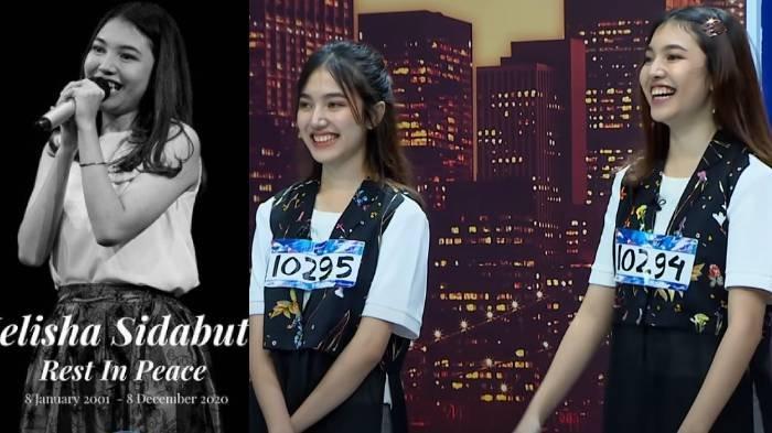 Finalis Indonesian Idol Melisha Sidabutar meninggal setelah lolos eliminasi 2