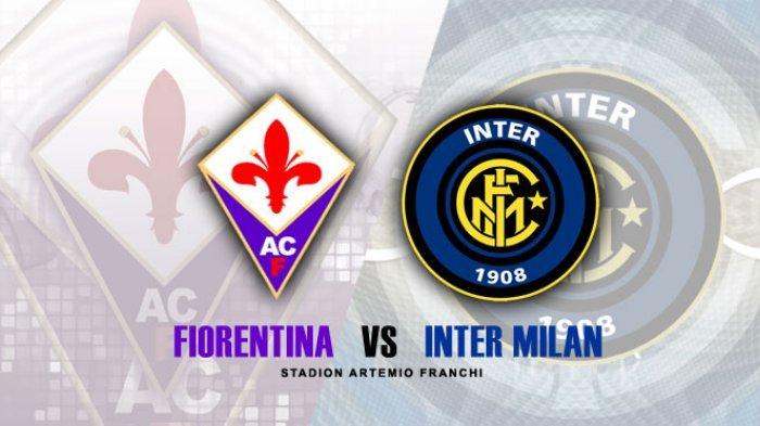 Live Streaming beIN SPORTS Fiorentina vs Inter Milan - Serunya Pekan Ke-20 Serie A Liga Italia
