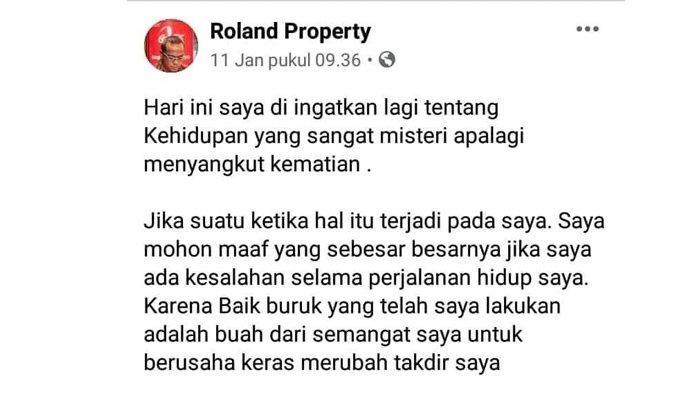 Firasat Roland Sumarno