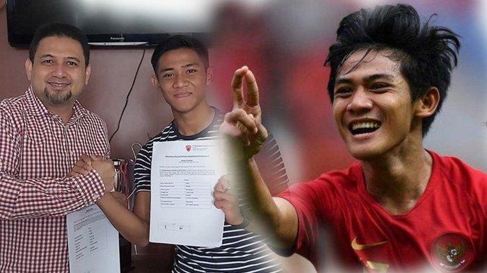 Firza Andika Batal Bela Klub Eropa, Resmi Gabung Klub yang Kalahkan Persib Bandung, PSM Makassar