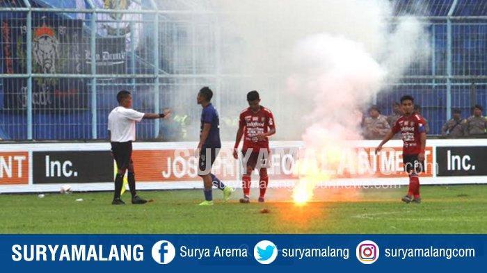 Sudarmaji Ungkap Penyebab Banyaknya Insiden di Laga Arema FC