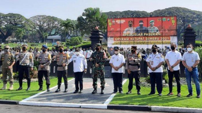 Aksi Kriminalitas dan Pelanggaran Prokes Jadi Dokus Operasi Ketupat Semeru 2021 di Kota Malang