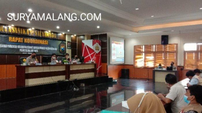 Teknis PPKM Mikro Sesuai Hasil Rakor Forkopimda Kota Malang