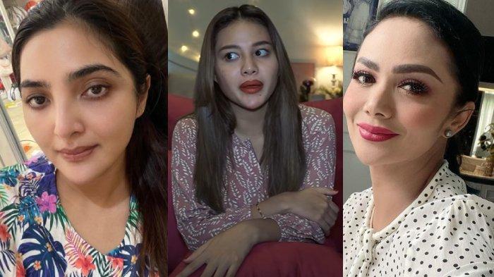 Formasi Krisdayanti & Ashanty di Pelaminan Aurel, Putri Anang Tidak Mau Memilih, Ambil Solusi Bijak