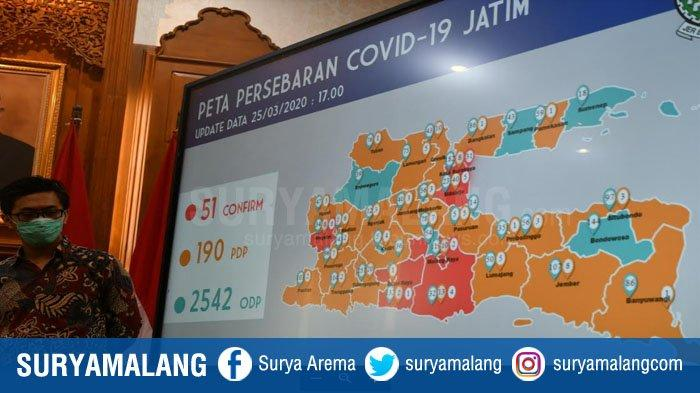 Anggaran Sebesar Rp 100 Miliar DPRD Jatim Siap Dialihkan untuk Penanganan Virus Corona