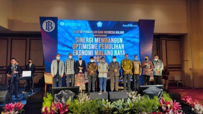 Bank Indonesia Ajak 3 Kepala Daerah Malang Raya Berkolaborasi Menuju Pemulihan Ekonomi
