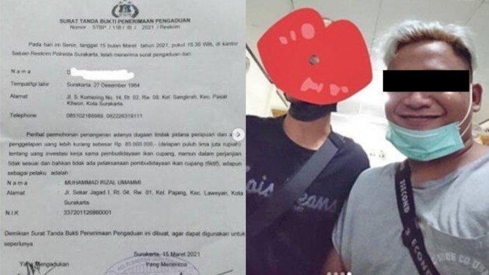 Aksi Nekat Juragan Cupang di Solo Bawa Kabur Uang Rp 300 Juta Berujung Jeruji Besi, Kisahnya Viral